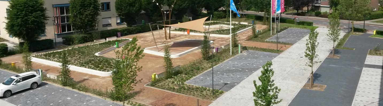 Gezonde Schoolplein Astrum College