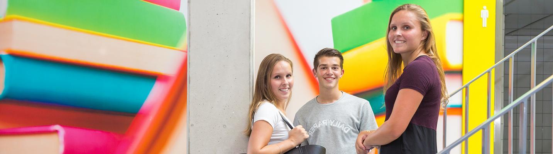 Studeren bij het Astrum College