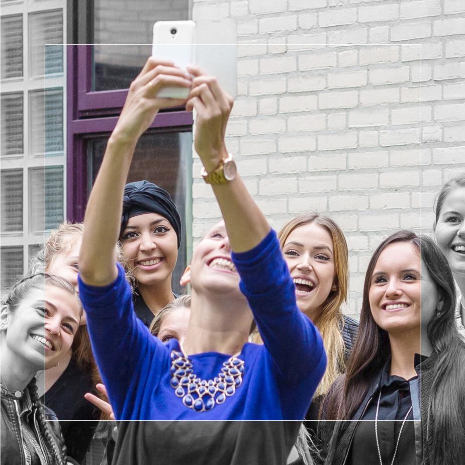 Selfie Astrum College