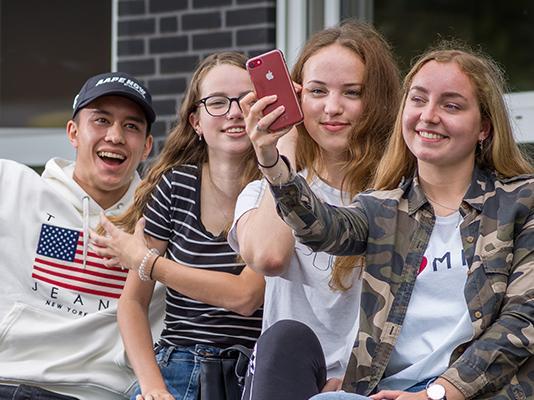 Studenten in beeld Astrum College
